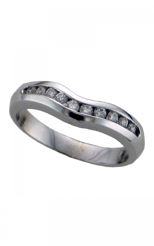GMG Jewellers Wedding band L3045-W-4W product image