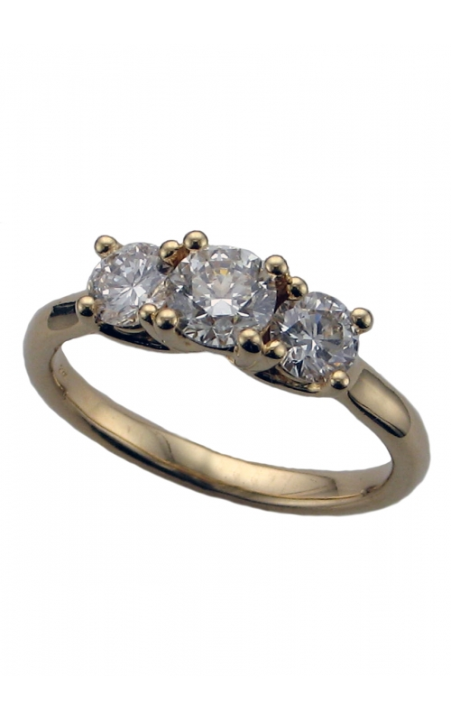 GMG Jewellers Engagement ring 122105-647P product image