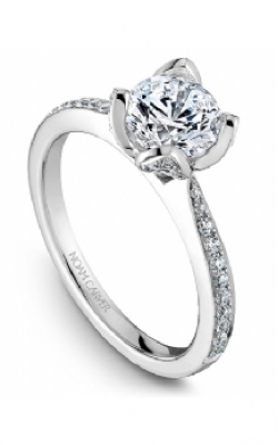 GMG Jewellers Engagement Ring B019-01WM-100A product image