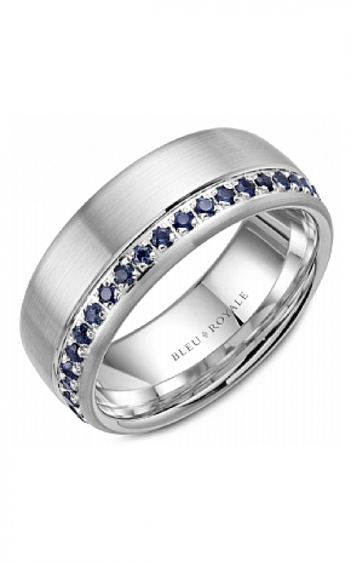 GMG Jewellers Wedding band RYL-015WS85-M10 product image