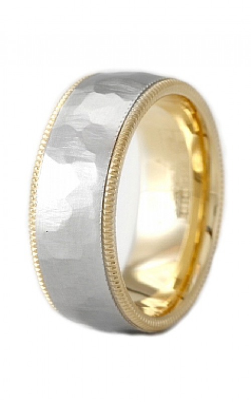 GMG Jewellers Wedding band RYL-018WY85-P10 product image