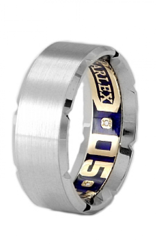 GMG Jewellers Wedding band CX4-0008W-S product image