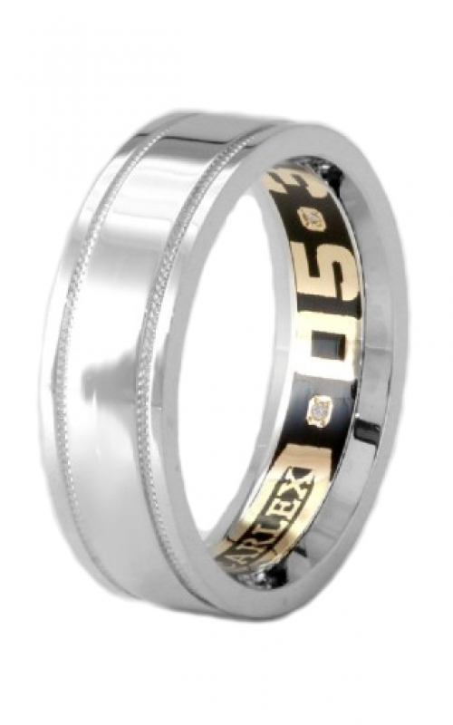 GMG Jewellers Wedding band CX4-0010W-S product image