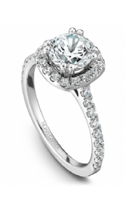 GMG Jewellers Engagement Ring B007-02WM-050A product image