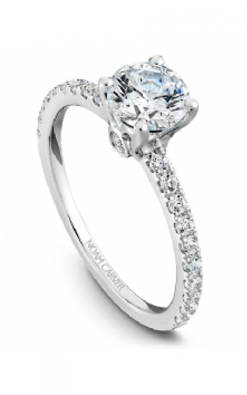 GMG Jewellers Engagement ring B022-01WM-100A product image