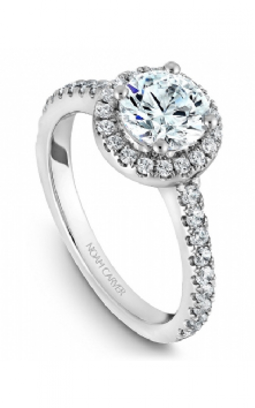 GMG Jewellers Engagement ring B029-01WM-075A product image