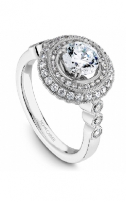 GMG Jewellers Engagement Ring B069-01WM-050A product image