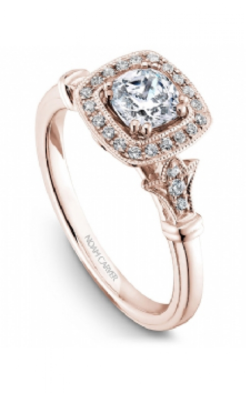 GMG Jewellers Engagement ring B075-01RM-075FCYA product image