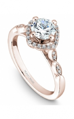 GMG Jewellers Engagement ring B084-01RM-100A product image