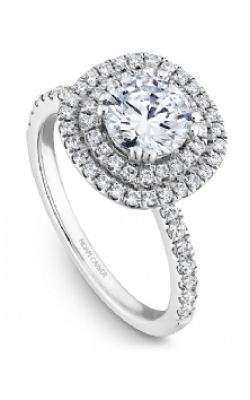 GMG Jewellers Engagement ring B142-08WM-050A product image