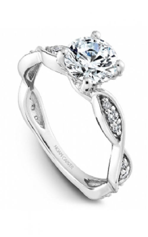 GMG Jewellers Engagement ring B197-01WM-075A product image