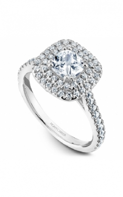 GMG Jewellers Engagement Ring R051-05WM-FCYA product image