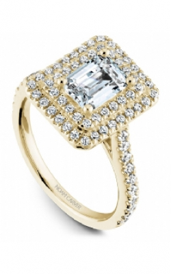 GMG Jewellers Engagement ring R051-04YM-FCYA product image
