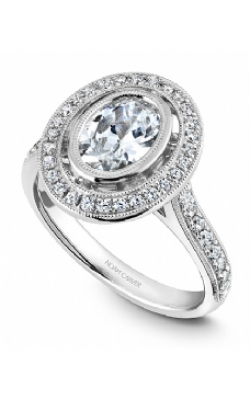 GMG Jewellers Engagement ring R040-01WM-FCYA product image