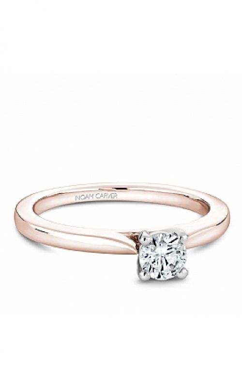 GMG Jewellers Engagement ring S018-01RWM-FB33A product image