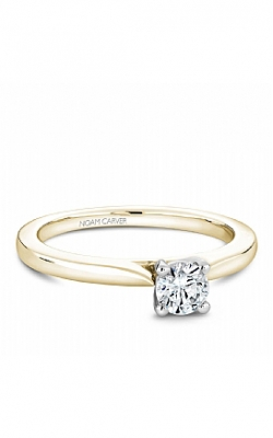 GMG Jewellers Engagement Ring S018-01YWM-FB33A product image