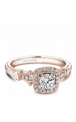 GMG Jewellers Engagement Ring S076-01RM-FB33A product image