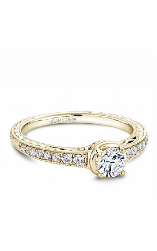 GMG Jewellers Engagement ring S113-01YM-FB-33A product image