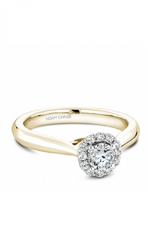 GMG Jewellers Engagement ring S118-01YWM-FB33A product image