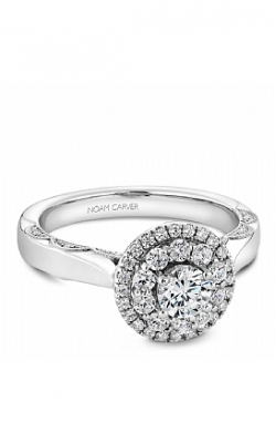 GMG Jewellers Engagement Ring S125-01WM-FB33A product image