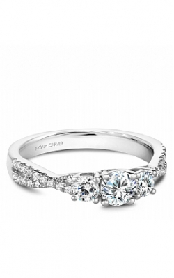 GMG Jewellers Engagement Ring S139-01WM-FB33A product image