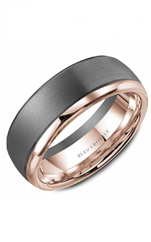 GMG Jewellers Wedding band RYL-169TR75-M10 product image