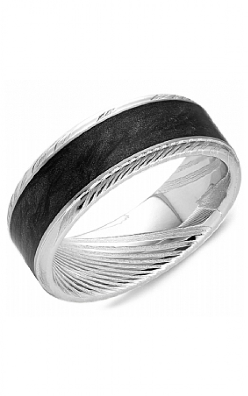 GMG Jewellers Wedding band DM-005BW8 product image