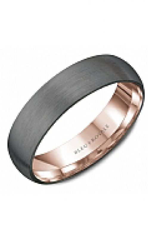 GMG Jewellers Wedding band RYL-124TR6-M10 product image