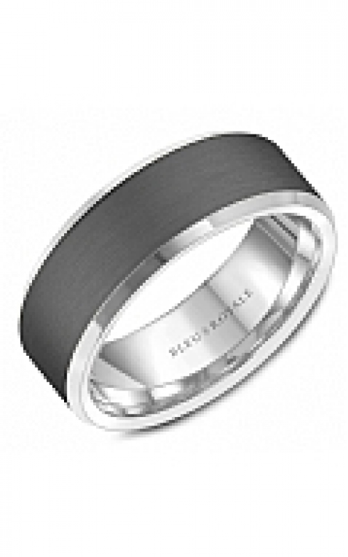 GMG Jewellers Wedding band RYL-123TW8-M10 product image