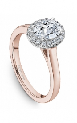 GMG Jewellers Engagement Ring R052-02RWM-FCYA product image