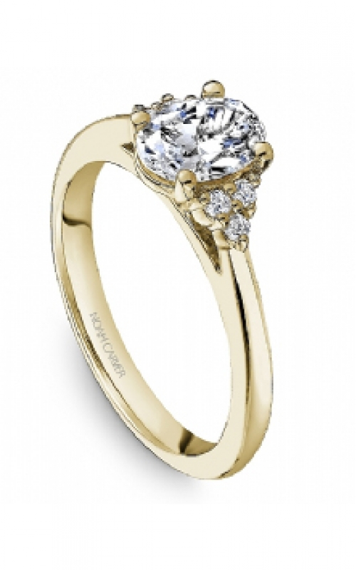 GMG Jewellers Engagement ring R060-02YM-FCY product image