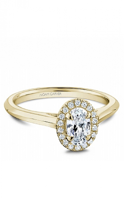 GMG Jewellers Engagement ring S095-02YM-FB33A product image