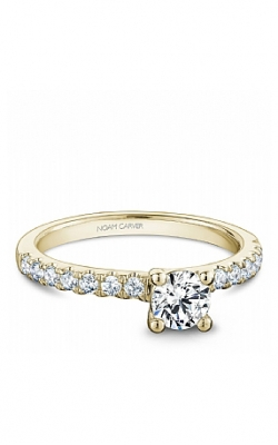 GMG Jewellers Engagement Ring S236-02YM-FB50A product image