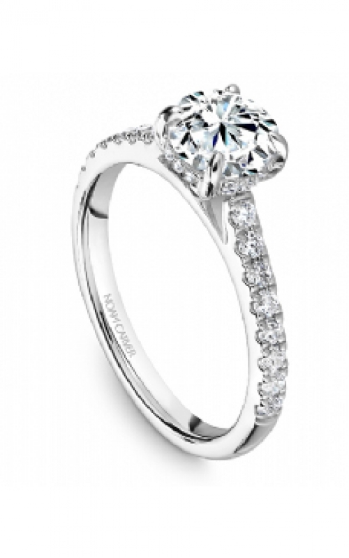 GMG Jewellers Engagement ring B238-01WM-075A product image