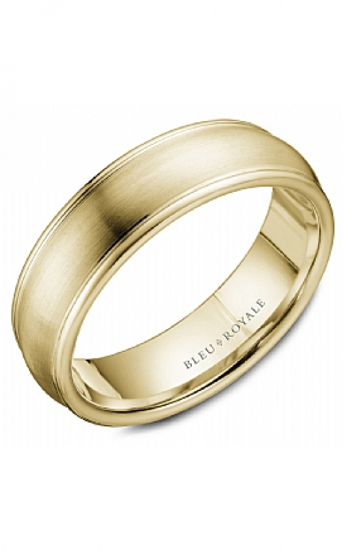 GMG Jewellers Wedding band RYL-039Y65-M10 product image