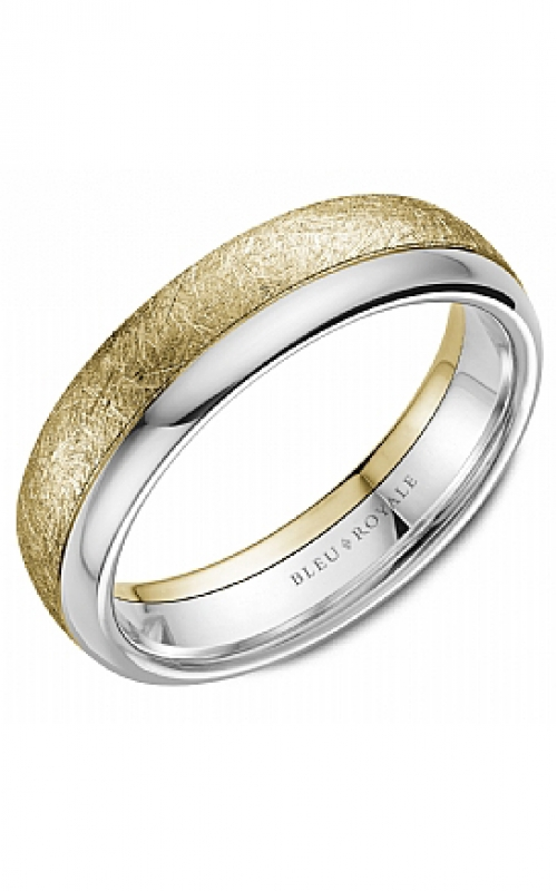 GMG Jewellers Wedding band RYL-081YW6-M10 product image
