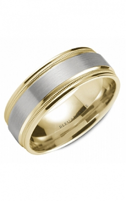 GMG Jewellers Wedding Band RYL-105WY65-M10 product image