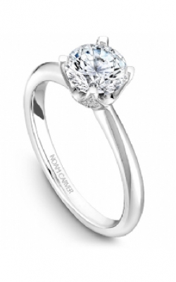 GMG Jewellers Engagement Ring B027-03WM-075A product image