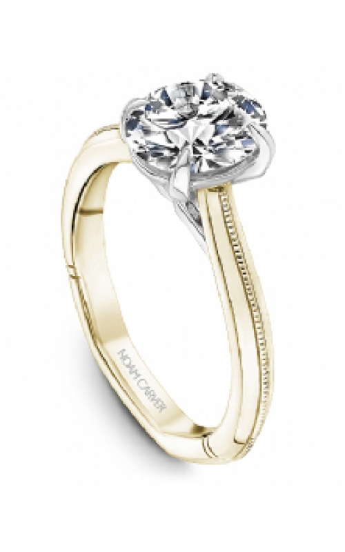 GMG Jewellers Engagement ring A005-02YWP-FCYA product image