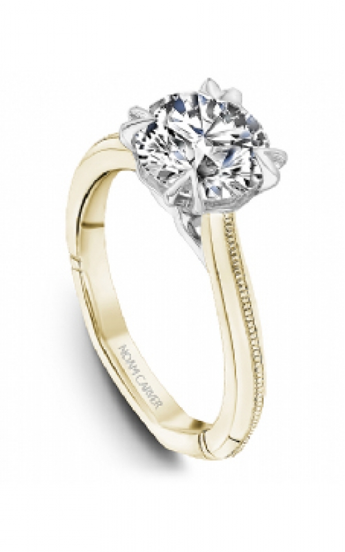 GMG Jewellers Engagement ring A010-01YWP-FCYA product image