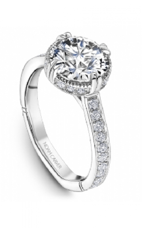 GMG Jewellers Engagement ring A004-03WZ-FCYA product image