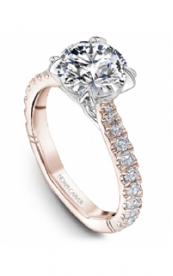 GMG Jewellers Engagement ring A009-01RWP-FCYA product image