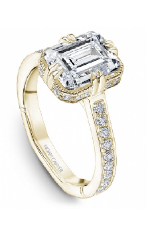 GMG Jewellers Engagement ring A004-01YS-FCYA product image