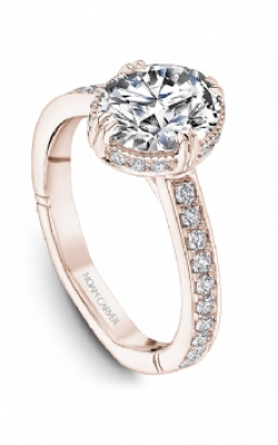 GMG Jewellers Engagement ring A004-02RS-FCY product image