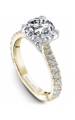 GMG Jewellers Engagement ring A009-01YWP-FCYA product image