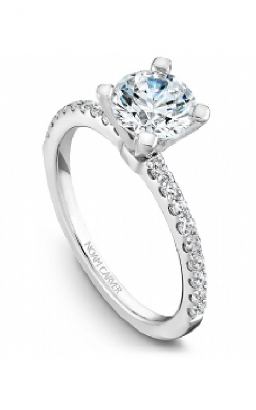 GMG Jewellers Engagement ring B017-01WM-075A product image