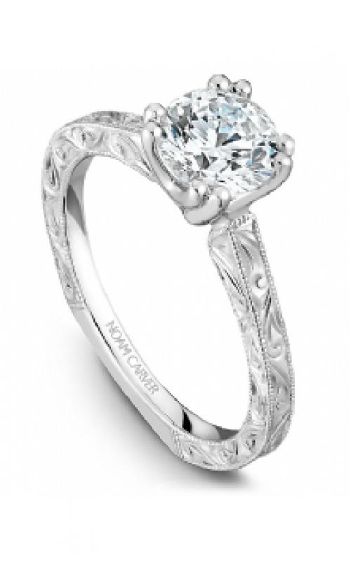 GMG Jewellers Engagement ring B001-02WME-050A product image