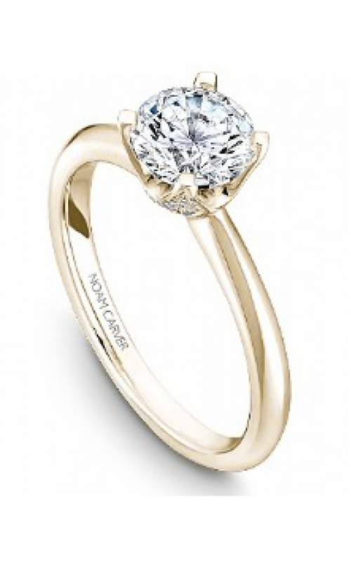 GMG Jewellers Engagement ring B027-03WS-075A product image