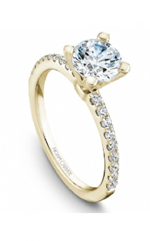 GMG Jewellers Engagement ring B017-01YM-075A product image