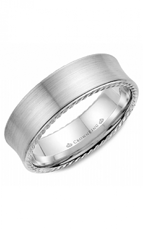 GMG Jewellers Wedding band WB-008R7W product image